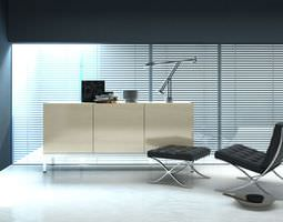 various interior collection 3d