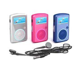 3d model sansa   mp3 clip player portable