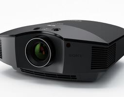 Sony Movie Projector 3D model