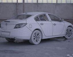 Cars Colelction 3D Model