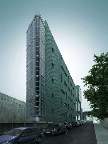 Modern Building3D model
