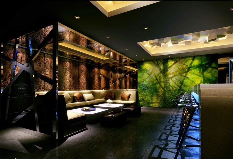 3D Luxury Bar Lounge Room | CGTrader