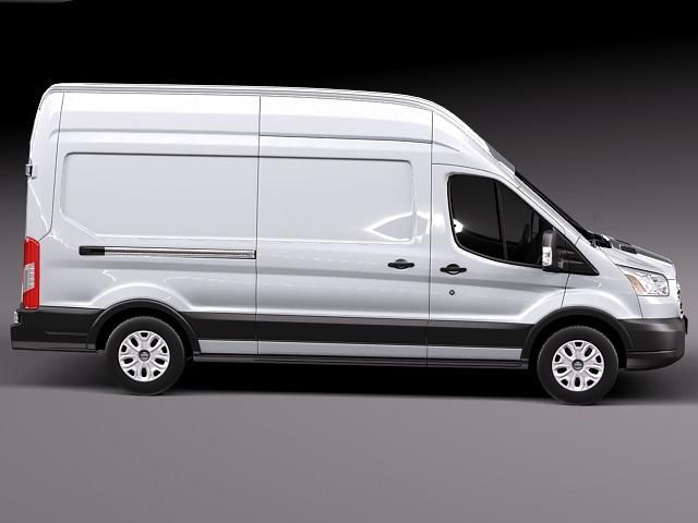 2014 Ford Transit Passenger Van