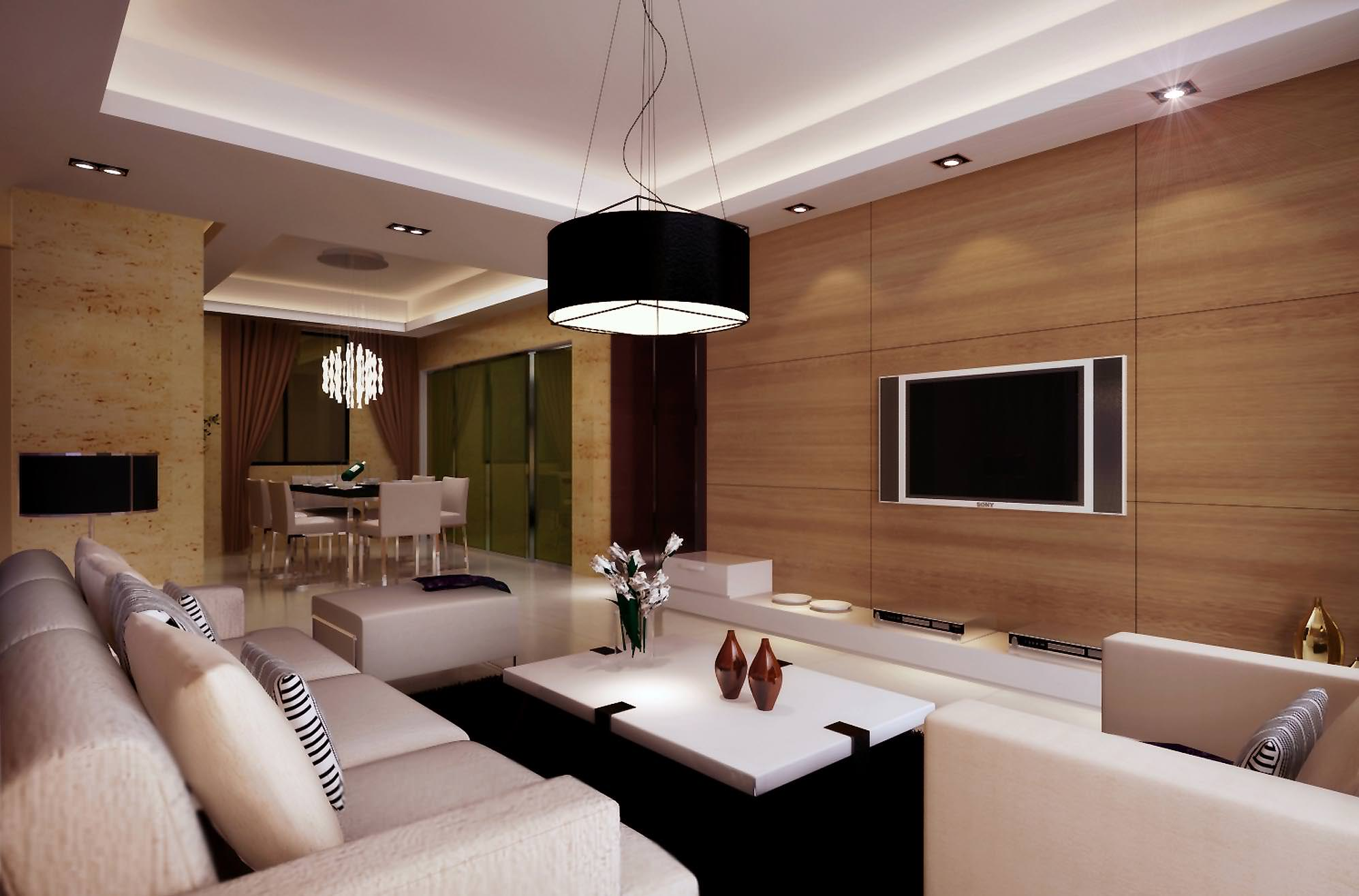 awesome model of living room contemporary - best image house