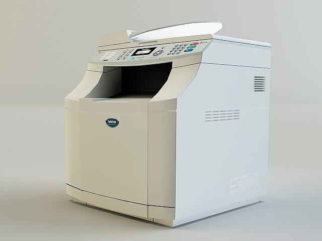 3d copy machine