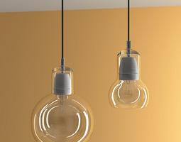 3D Bulb Mega Bulb by Sofie Refer