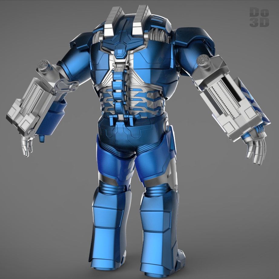 Iron Man 3 Armor Suits Mark 17 Iron Man 3 Suits - Mar...
