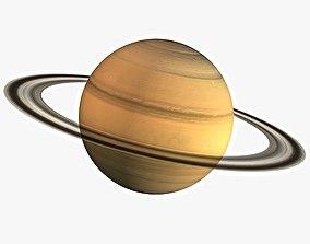 Saturn 3D model