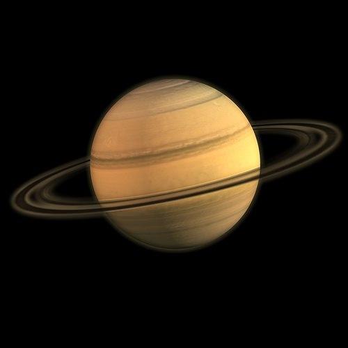 Saturn 3D Model Game ready .max .obj .3ds .fbx .c4d ...