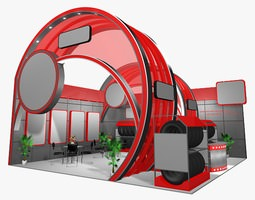 3d exhibition stand 043