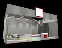 3d exhibition stand 218