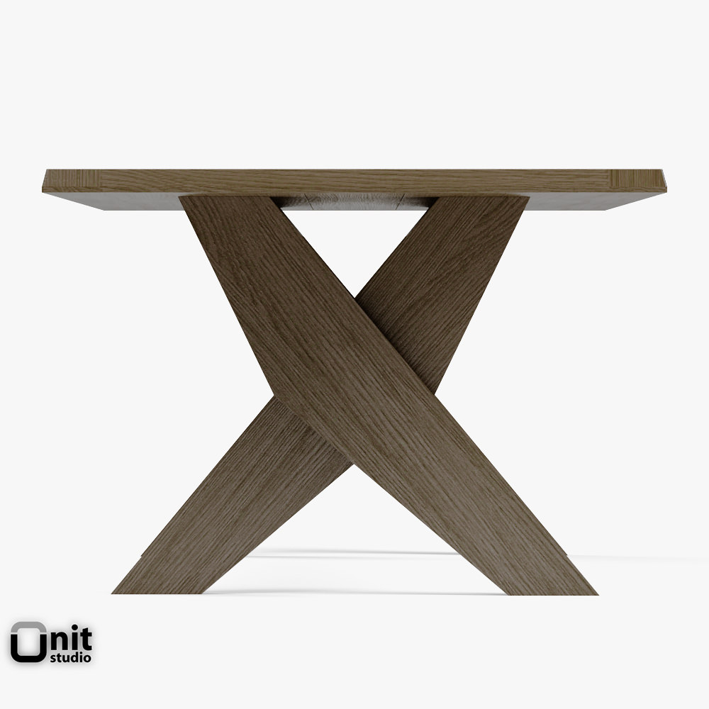 Good ... Table Plato By Maxalto 3d Model Max Obj 3ds Fbx Dwg 5 ...