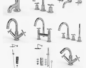 Bathroom Faucets Collection Hudson Reed 3D model