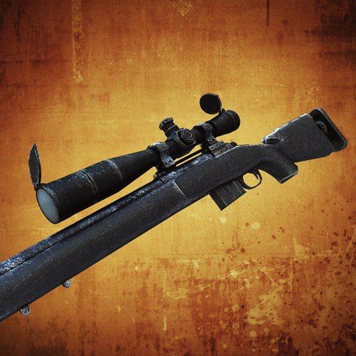 m24a2 sniper rifle - photo #30