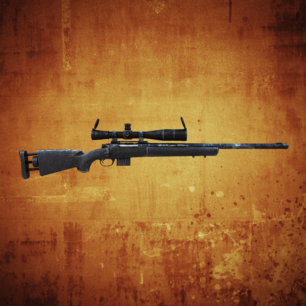 m24a2 sniper rifle - photo #1