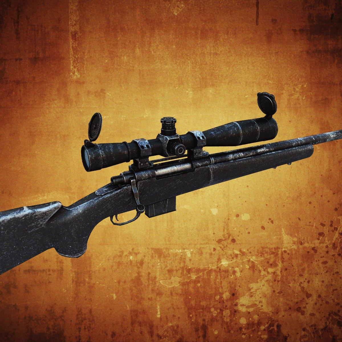 m24a2 sniper rifle - photo #8