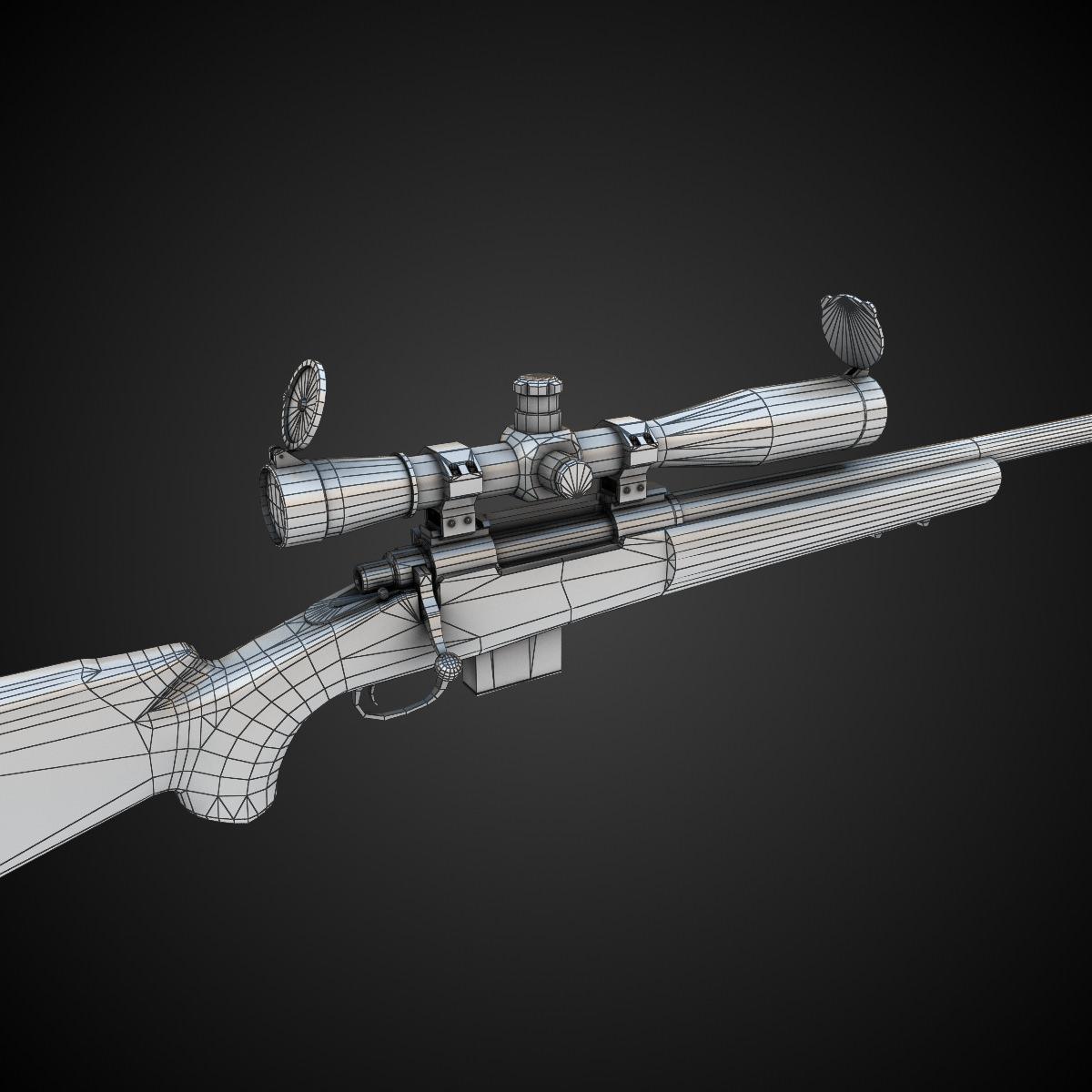 m24a2 sniper rifle - photo #28