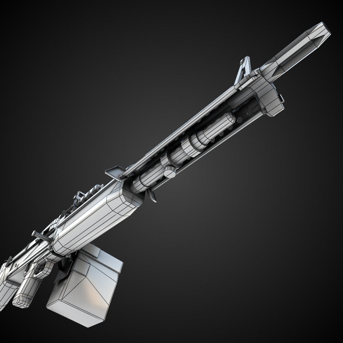 m60 machine gun parts