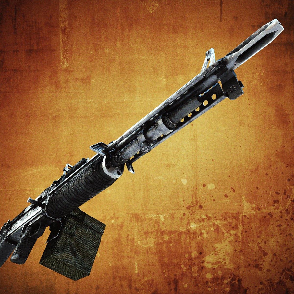 m60 machine gun - photo #31