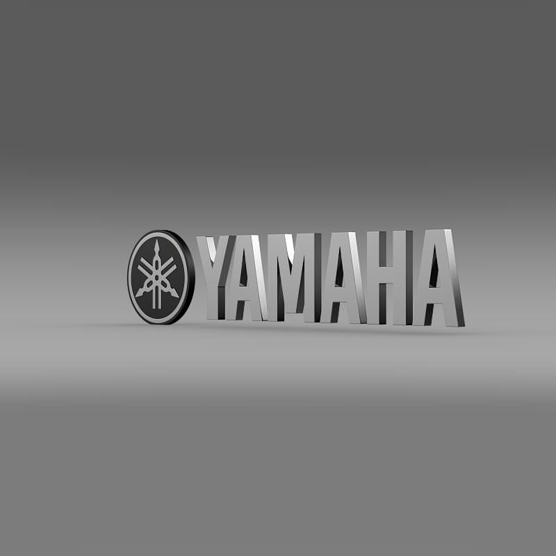 comments 0 yamaha logo 3d model high quality yamaha logo yamaha    Yamaha Musical Instruments Logo
