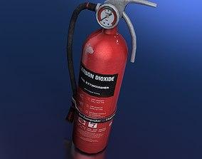 3D asset Fire Extinguisher