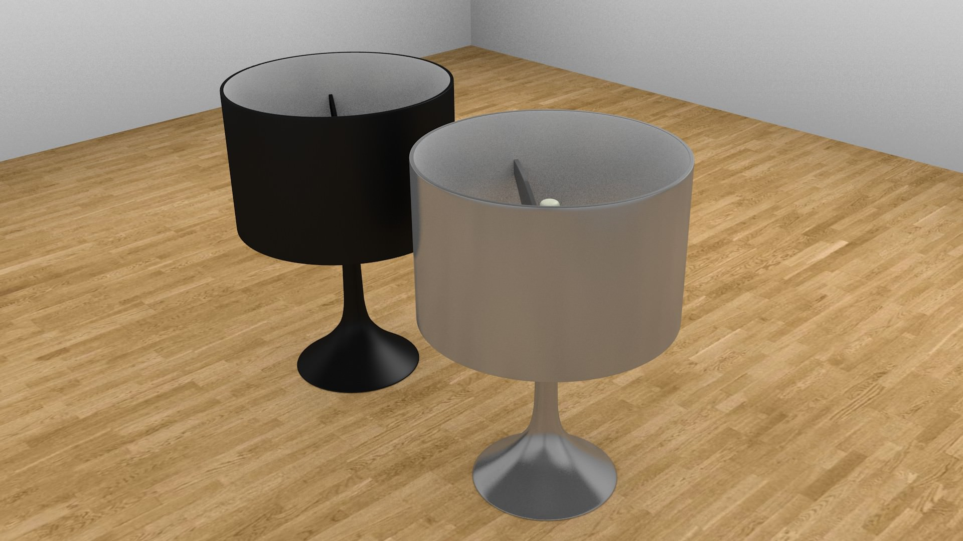 3D Flos Spun Lamp | CGTrader For Flos Spun Table Lamp 173lyp