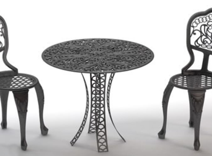 Bestro Table & Chair Set