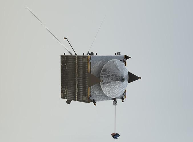 space probe models - photo #44