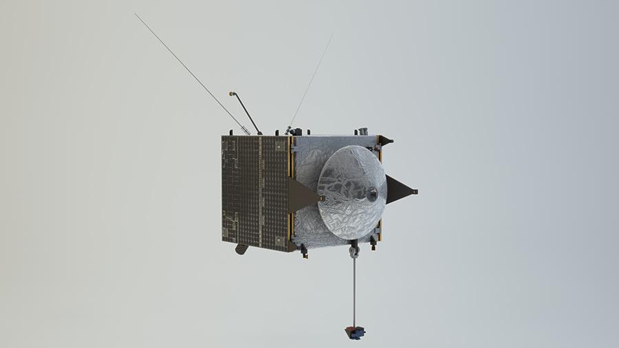 space probe models - photo #30
