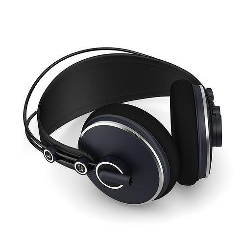 headphones 1 3d model max obj fbx c4d mtl 1