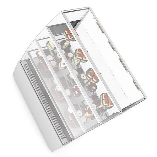 cakes shelf 3d model max obj fbx c4d mtl 1