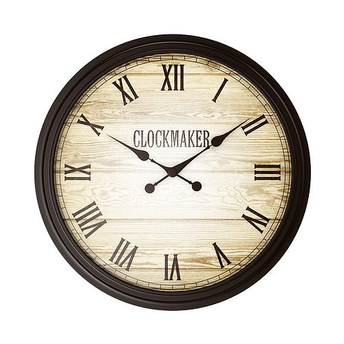 3D model Classic Wall Clock 1