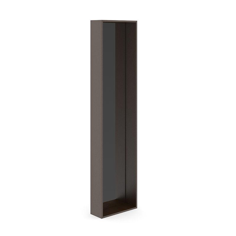 Standing mirror in wooden frame 3d model max obj fbx for Standing mirror frame
