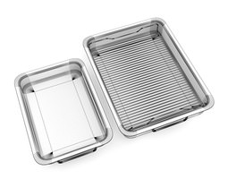 3D Baking Dishes