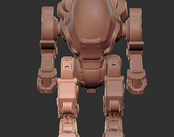 3D Goliath