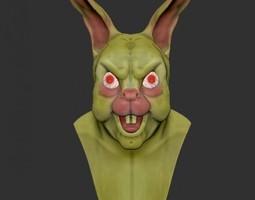 bunny 3d model ztl