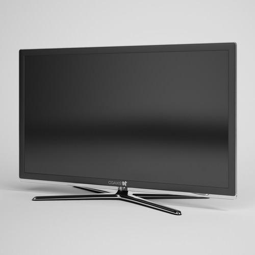 TV Flatscreen 013D model