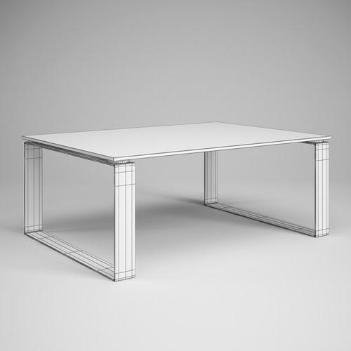 Glass Table 233D model