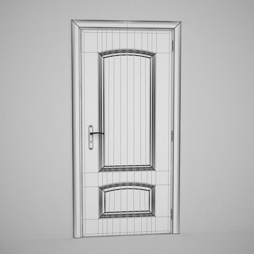 CGAxis Door 333D model