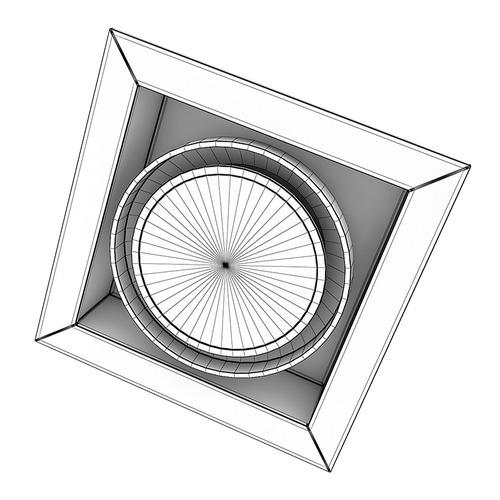 Ceiling Halogen 33D model