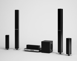 Home Theater 10 3D