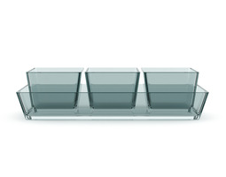 Glass Baking Dishes 3D