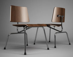 Office Chair 62 3D Model