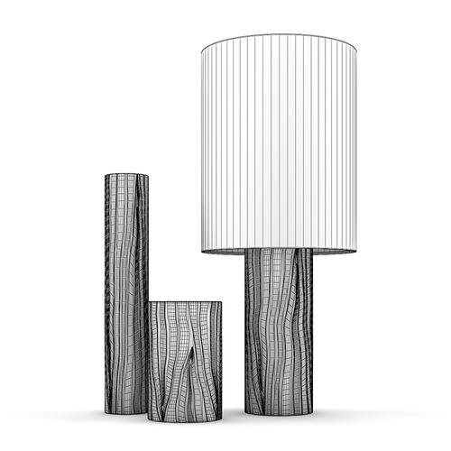 Table Lamp 33D model