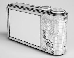 camera 35 3d model max obj fbx c4d