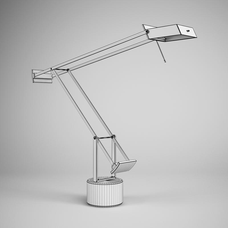 lamp office. Office Desk Lamp 24 3d Model Max Obj Fbx C4d 1 U