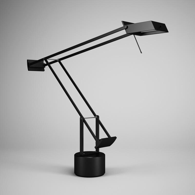 ... office desk lamp 24 3d model max obj fbx c4d 2 - Office Desk Lamp 24 3D CGTrader
