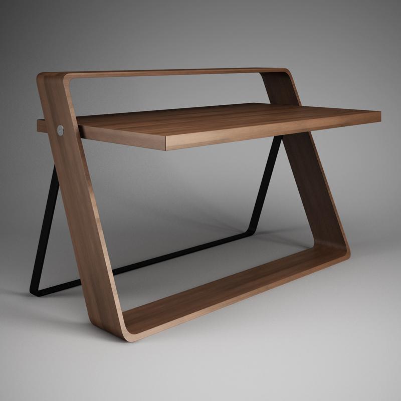 office table models. Minimalistic Office Desk 31 3d Model Max Obj Fbx C4d 2 Table Models