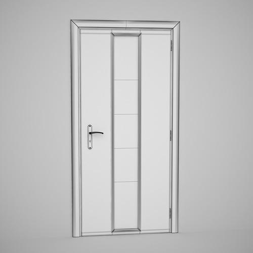 CGAxis Door 233D model