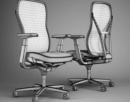 office chair 51 3d